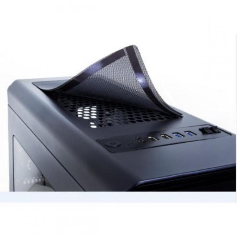 Caixa Semitorre ATX NOX NXHUMMERZX USB 3.0