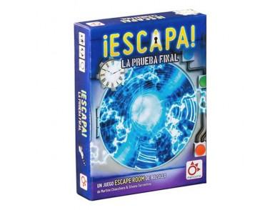 Jogo de Mesa Escapa - La Prueba Final (ES)