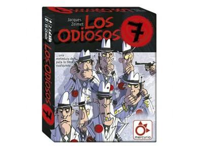 Jogo de Mesa Los Odiosos 7 (ES)