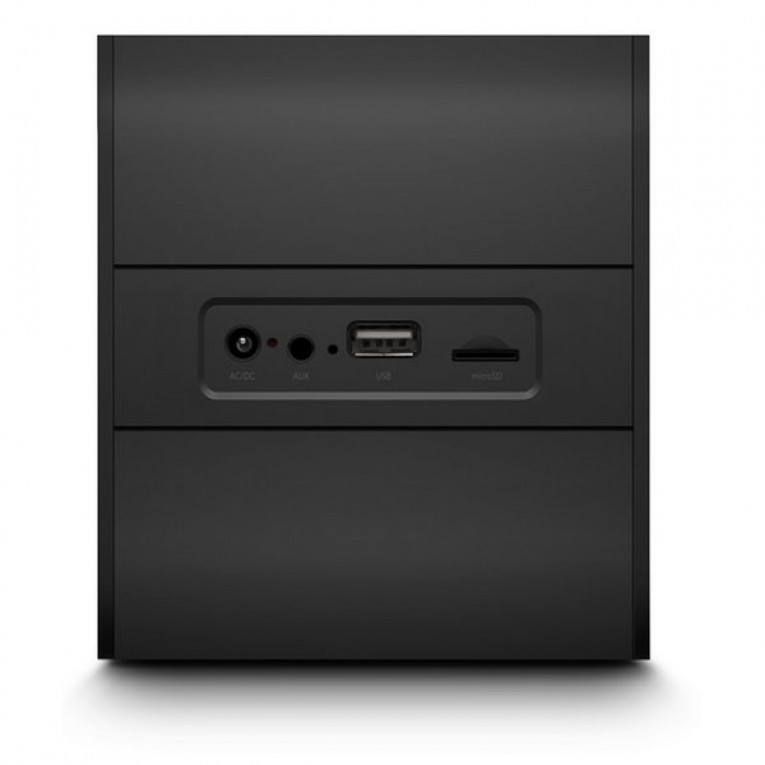 Altifalante Bluetooth sem fios Energy Sistem 443673 40w Bt+Radio+USB | Preto/Azul
