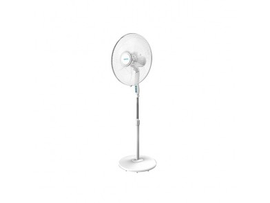 Ventilador de Pé Cecotec EnergySilence 600 MaxFlow Ø 45 cm 70W Branco