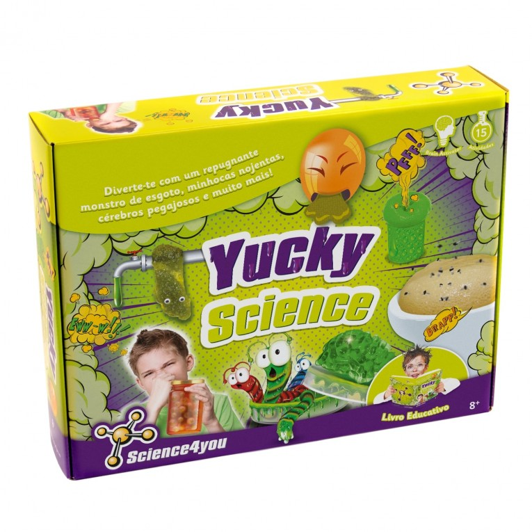 Yucky Science PT