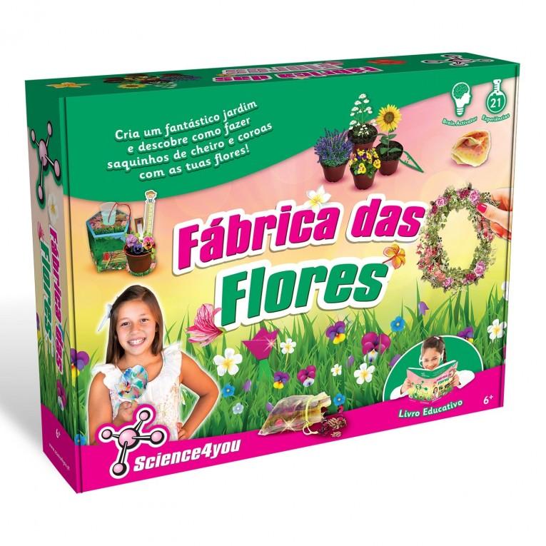 Fábrica Flores XL PT