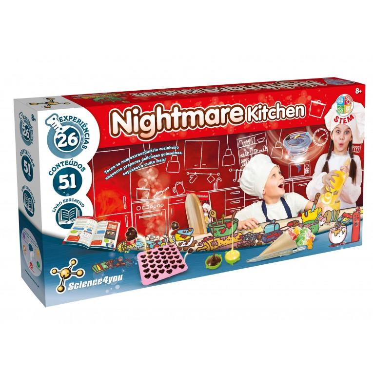 Nightmare kitchen