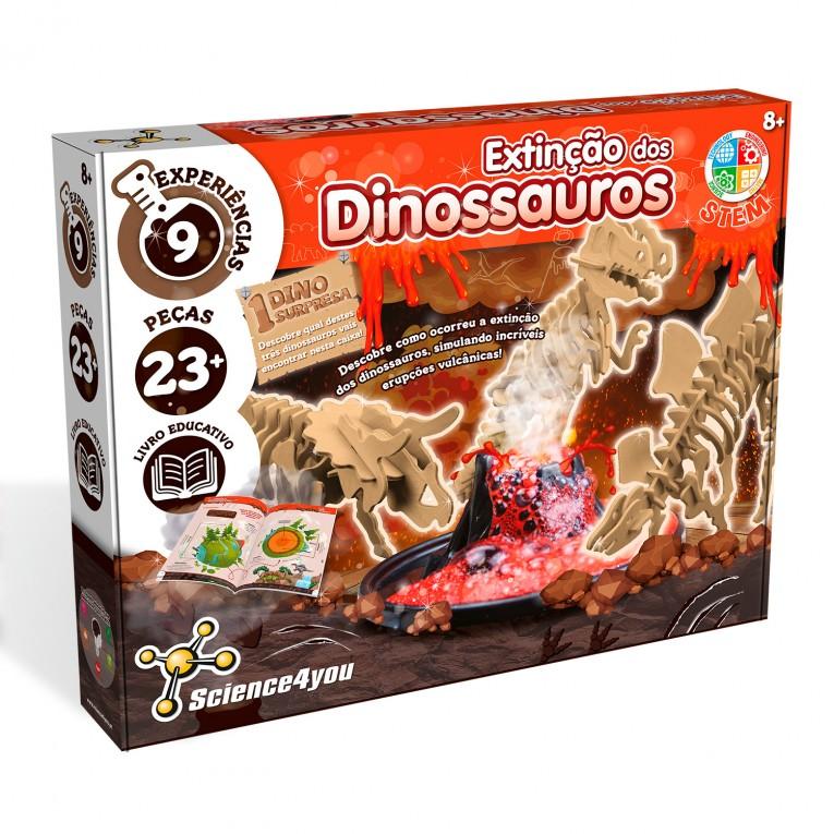 Extinção Dinossauros M2 PT