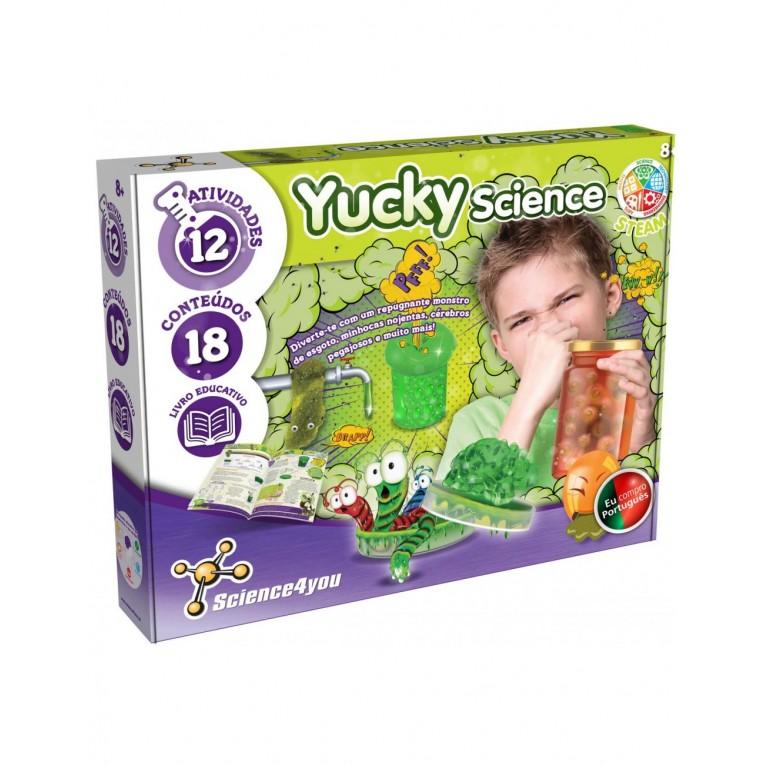 Yuckie Science