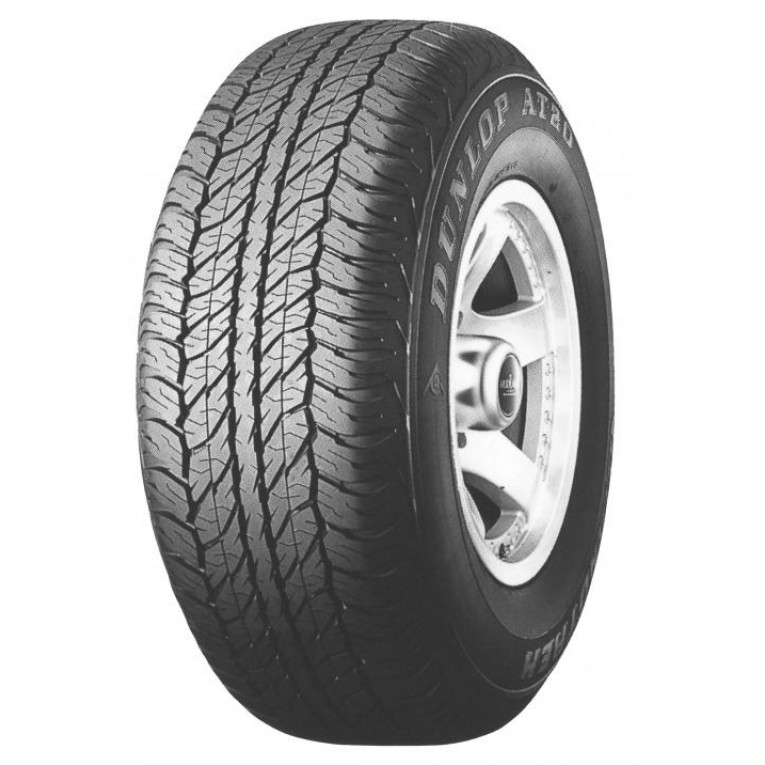 DUNLOP 225/70 R 17 C 108/106S AT20