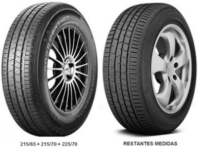 CONTINENTAL 245/70 R 16 111T CCC LX SPORT XL